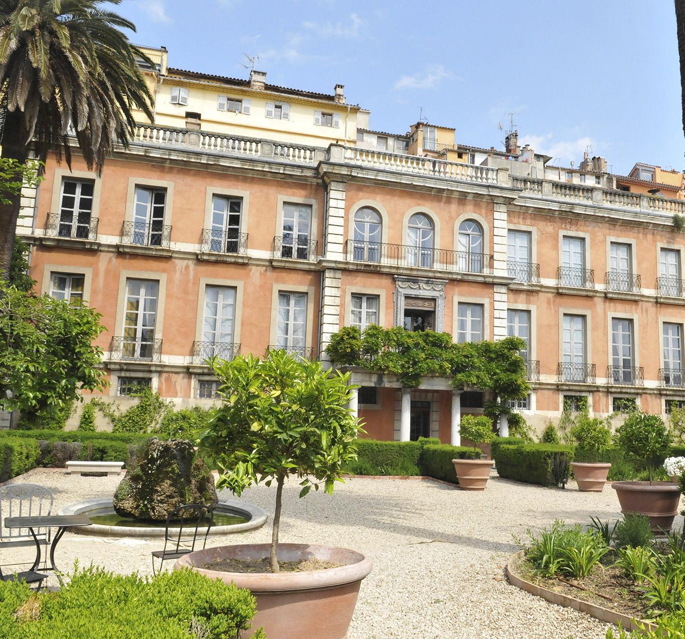 Jardin du mus e d 39 art et d 39 histoire de provence - Effroyables jardins histoire des arts ...