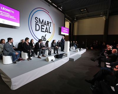 Lancement du SMART Deal