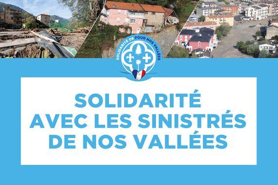 Tempête Alex : le Département se réunit en Assemblée plénière extraordinaire - Département des Alpes-Maritimes