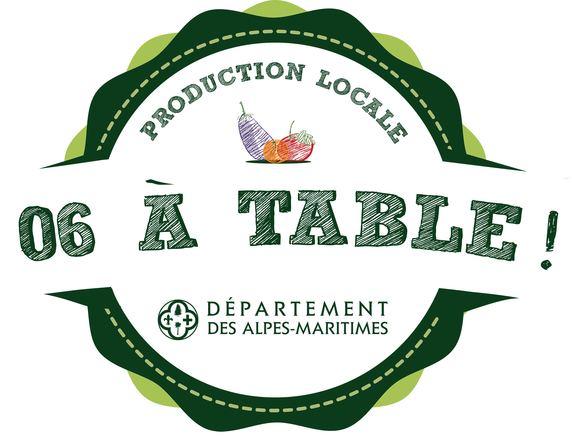 06 table d partement des alpes maritimes for Chambre agriculture 06